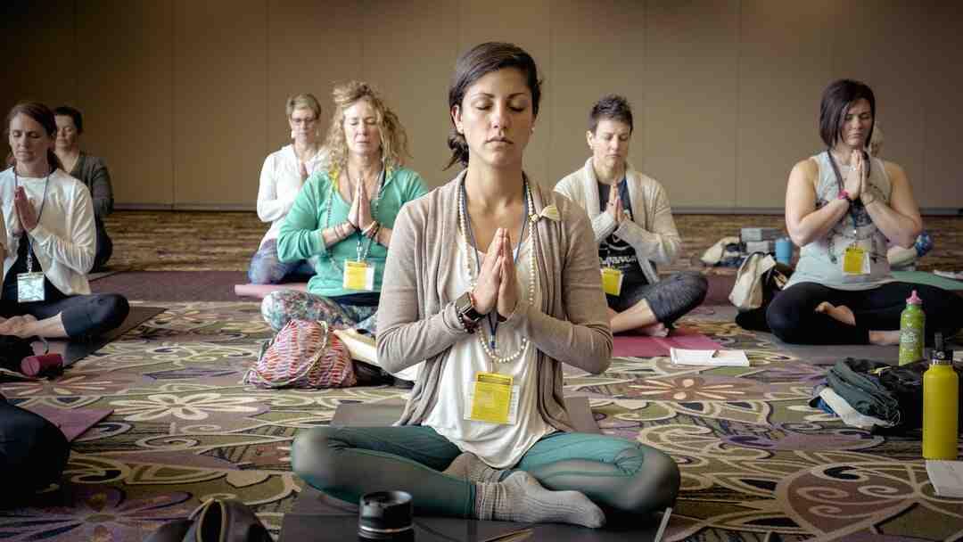 Exercice de meditation pour se calmer