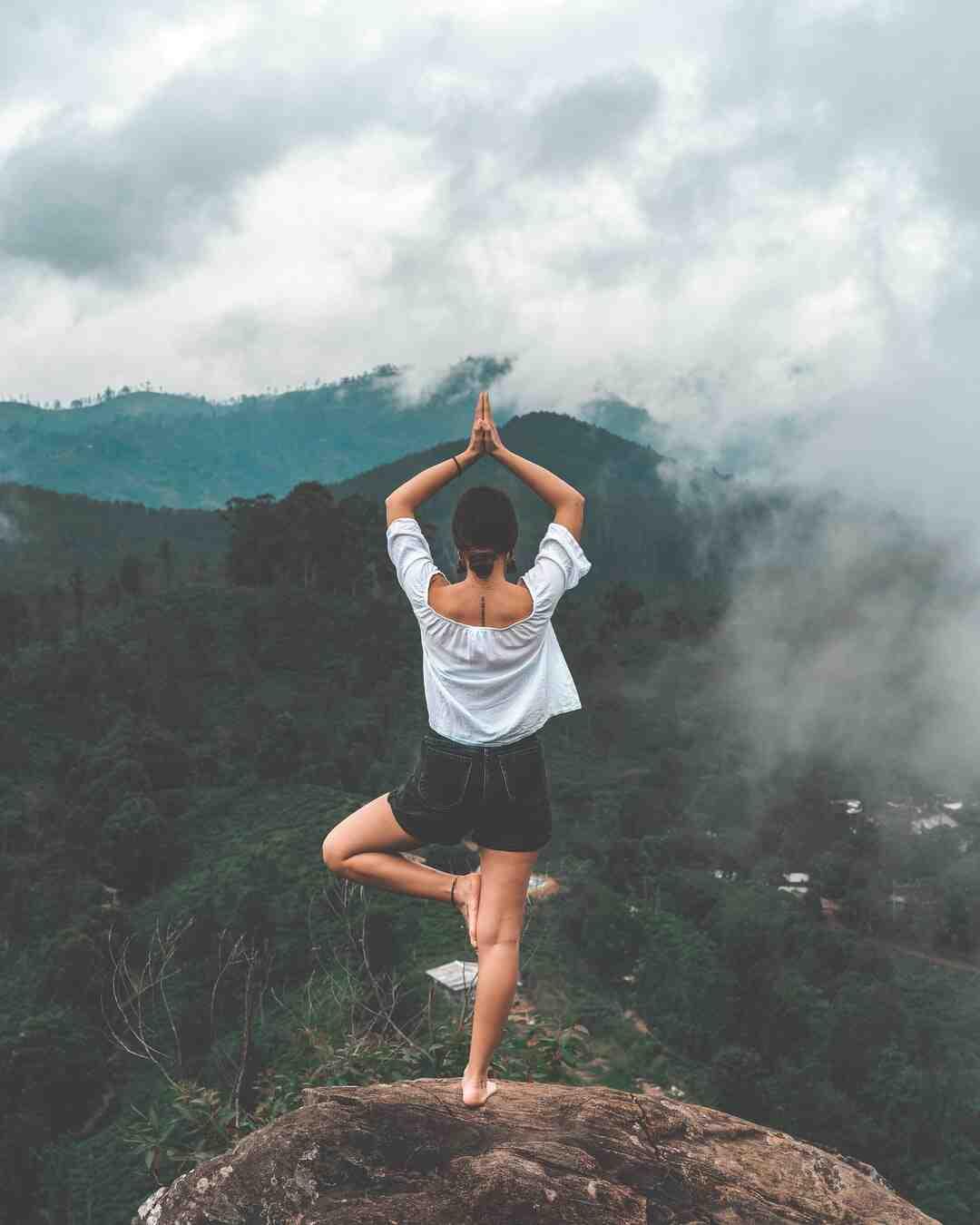 Comment utiliser un coussin de Yoga ?