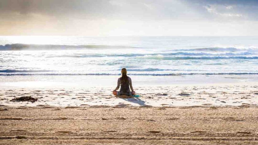 Yoga comment progresser