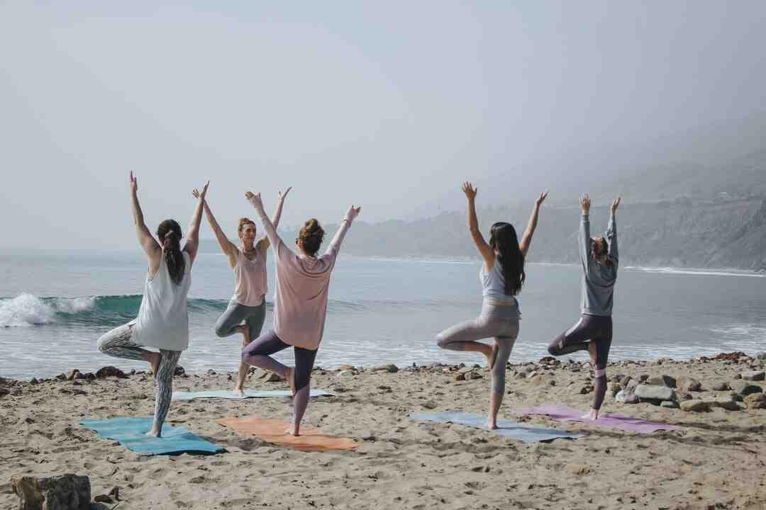 Comment accrocher un hamac de yoga ?
