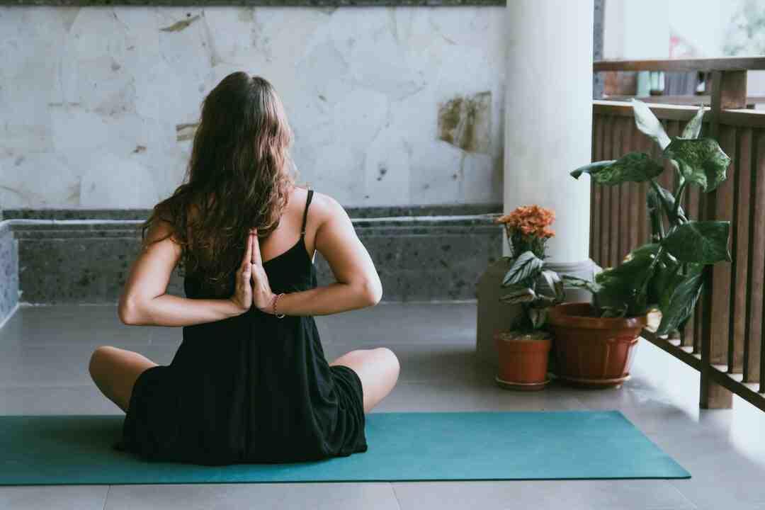 Comment arriver à faire le pont yoga ?