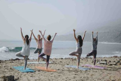 Comment destresser yoga