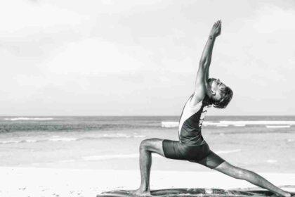 Comment faire une inversion yoga
