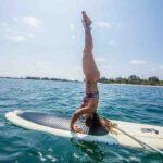 Comment faire un handstand yoga